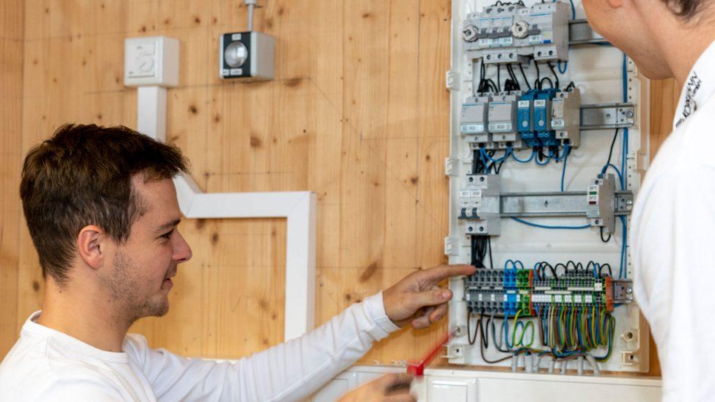 Kopfmann Elektrotechnik GmbH Leistungen Innovative Techniken
